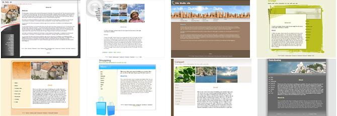 Web Builder overview